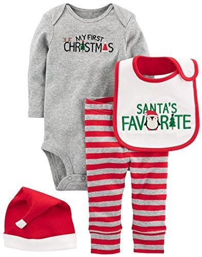 Carter's Baby 4-Piece My First Christmas Set | Products | Pinterest | Baby,  Baby boy outfits and Carters baby - Carter's Baby 4-Piece My First Christmas Set Products Pinterest