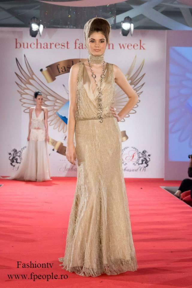 Modello Sancy-Bucarest Fashion Week