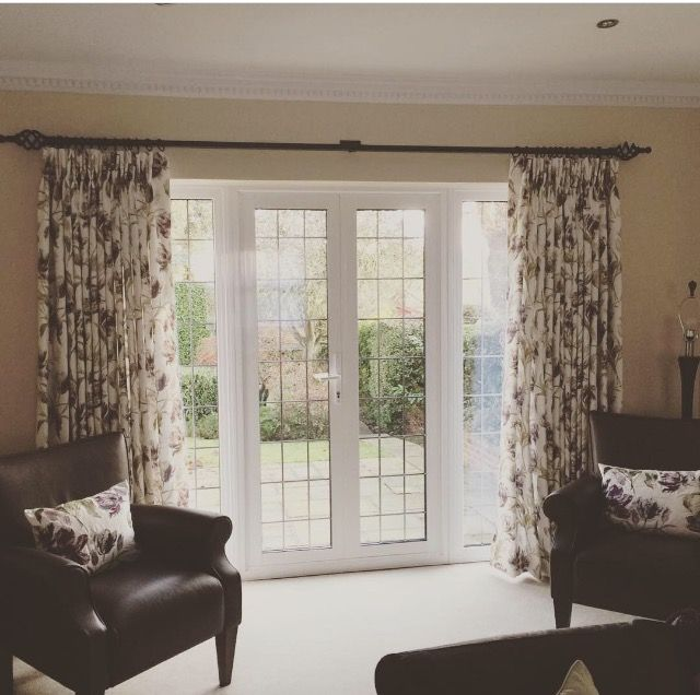 Curtain handmade by Ellinis Interiors
