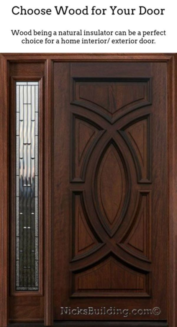 Wooden Doors Timber Doors Are Perfect If You Reside In A Period