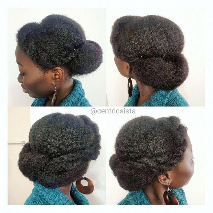These easy natural hairstyles really are…