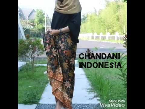 4 Easy Ways To Wear a Kain Batik | GemmaDelicia - YouTube