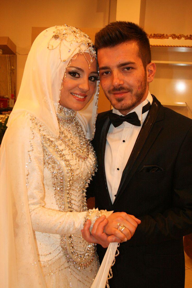 Niqab Marriage Bride Groom 34