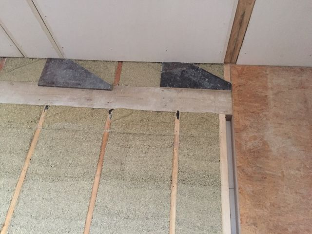 Kensington Hempcrete Home: Retrofitting internal walls and ceiling