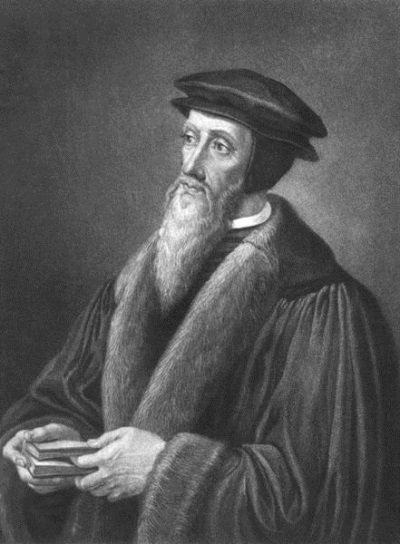 Biografía de Juan Calvino