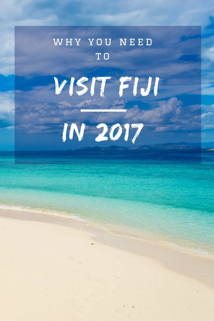 Beautiful beaches, stunning views, all-year round warm climate and friendly people - why would you not want to visit Fiji?