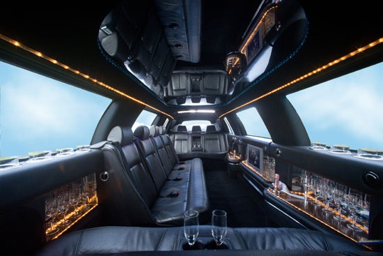 The interior of the fantastic car I took a trip in from Holdfast Bay Limos     http://holdfastbaylimos.com.au/photo-gallery/