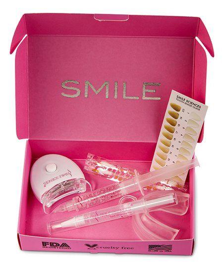 Smile Sciences Bubblegum Teeth Whitening Set | zulily