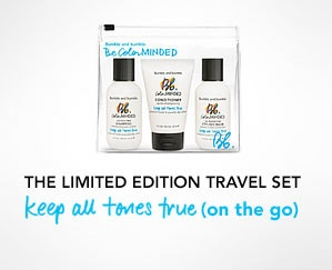 The Limited Edition Travel Set: Travel Sets, Limited Editing, Favorite Products, Color Mindfulness, Editing Travel, Favorit Products, Bb Color