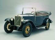 April 14, 1927  The first Volvo car premieres in Gothenburg, Sweden.