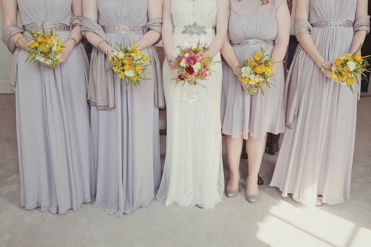 Coast Bridesmaid Gowns, Image by Philippa James