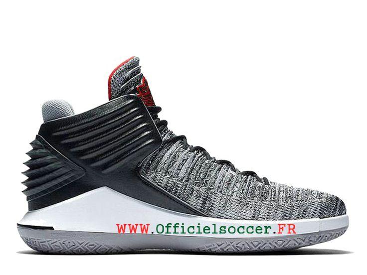 2018 Air-Jordan-32 officielles Chaussues Nike La culture Jordan Pour Homme  Noir /