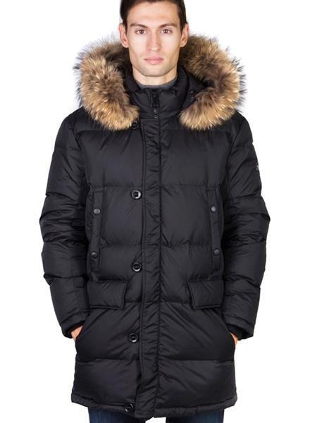 Куртки пуховики и пальто мужское