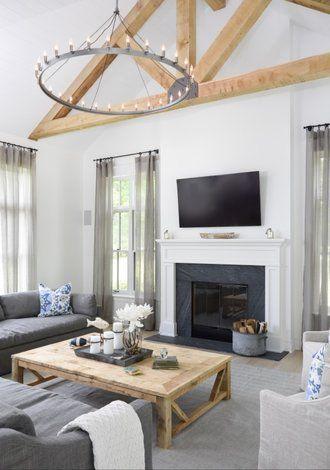 10 Best Ideas About Fireplace Between Windows On