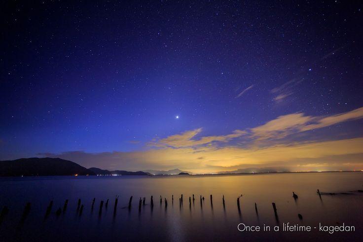 https://flic.kr/p/yK7xcy   琵琶湖の女神   今年もお邪魔した桂浜園地。金星が美しく輝いていました。