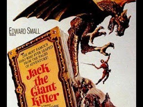 JACK, O MATADOR DE GIGANTES 1962 - Filme completo Dublado