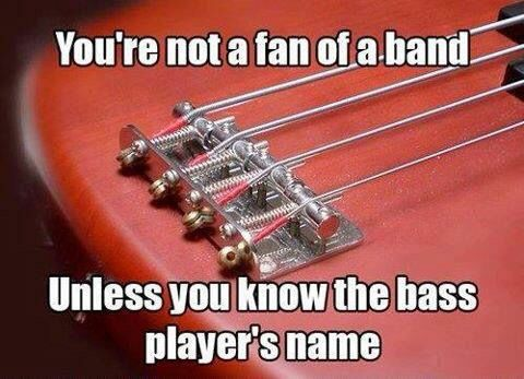 super fans know every band member's name