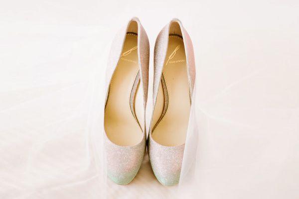 27 雙舒適美麗 平底婚鞋