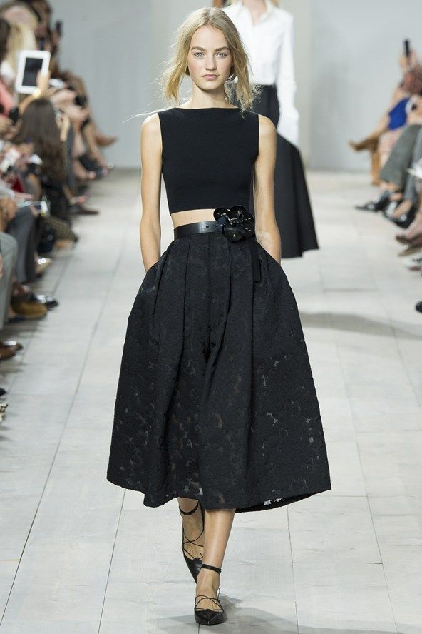 Michael Kors womenswear, spring/summer 2015, New York Fashion Week