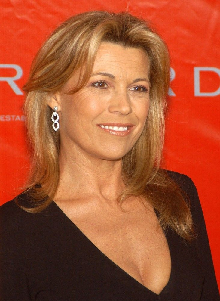 Vanna White at 50