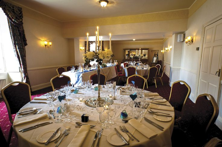 Palace suite wedding reception