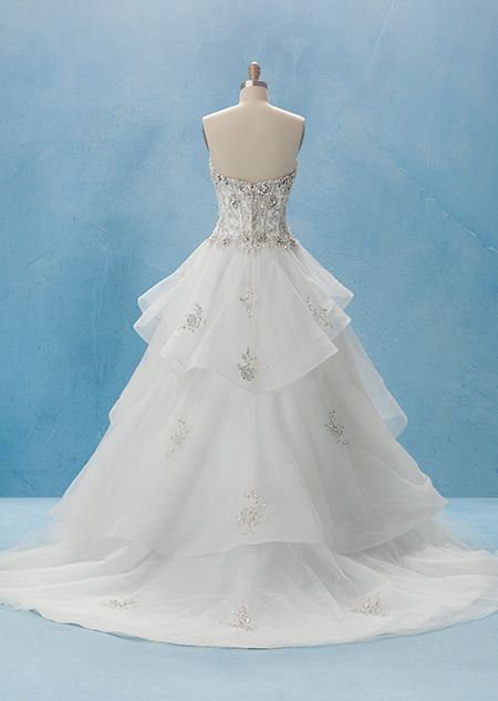 Beautiful Belle Gown Collection Alfred Angelo Bridal Collection Disney us Fairy Tale Weddings u
