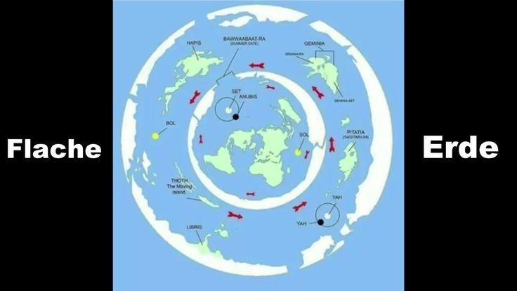 Flache Erde !! Größer als gedacht !? NASA beim schwindeln erwischt !!