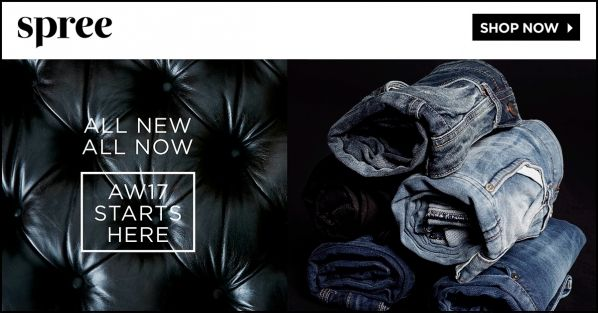 Spree Autumn Collection for Men : All now !   #ad