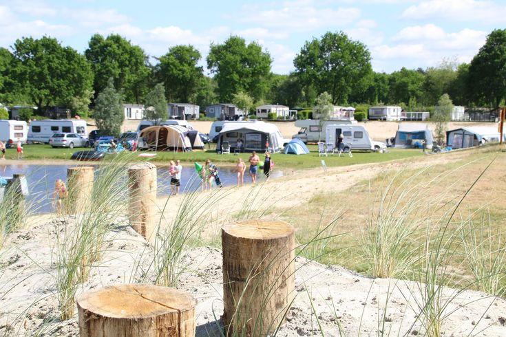 Prachtige kampeerplaatsen aan het water! Stoetenslagh - kamperen Overijssel