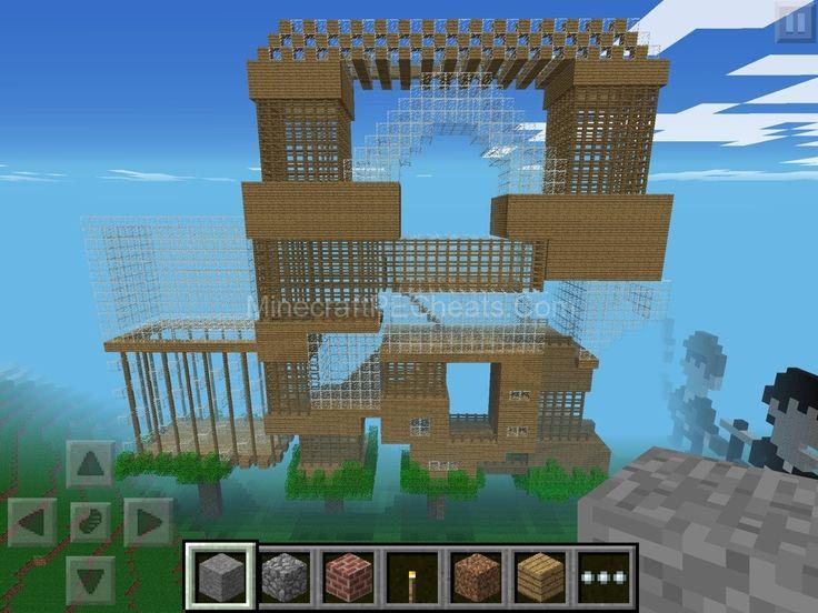 15 EPIC Building Designs – Minecraft Pocket Edition!   Minecraft ...