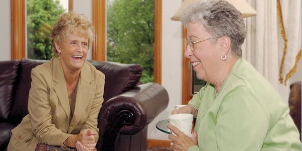 The clear difference is that you care very deeply about your work and the people you are caring for.  Seniors Helping Seniors in-home services is an exceptional program of caring where seniors who want to help are matched with seniors who are looking for help...a way to give and to receive.