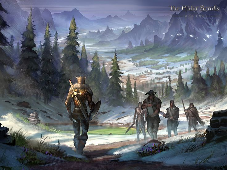 Media - Wallpapers - Elder Scrolls Online