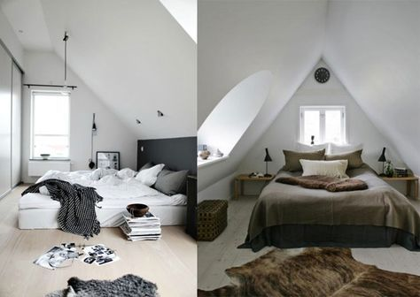Op zoek naar inspiratie en ideeën voor een zolder slaapkamer? Wij geven 10 tips hoe je de zolder omtovert tot een zolder slaapkamer. MakeOver.nl