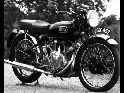 Richard Thompson - 1952 Vincent Black Lightning