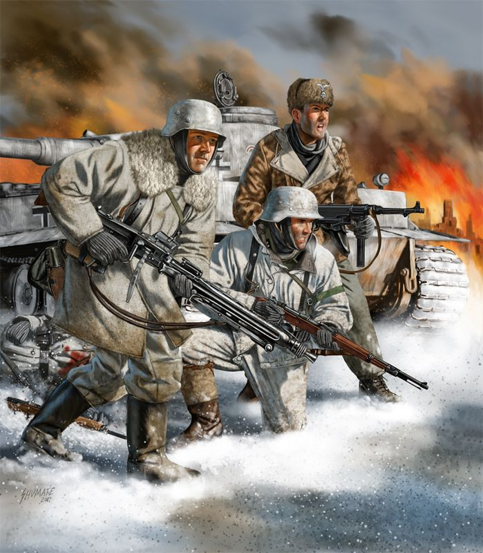 """The Battle of Narva was a military campaign between the German Army Detachment """"Narwa"""" and the Soviet Leningrad Front fought for possession of the strategically important Narva Isthmus on 2 February – 10 August 1944 during World War II. In the ensuing fierce Battle of Tannenberg Line, the German army group held its ground. Stalin's main strategic goal — a quick recovery of Estonia as a base for air and seaborne attacks against Finland and an invasion of East Prussia — was not achieved."""