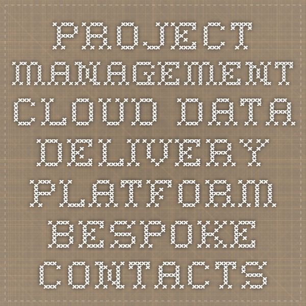 Project Management is one of the key features of Bespoke Contacts that enables you to manage your contact database