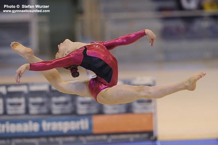 Trofeo di Jesolo 2012 Madison Desch women's gymnastics WAG, gymnast, junior elite star