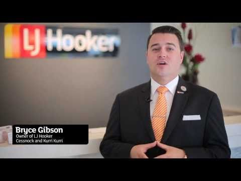 Selecting the Right Agent with Bryce Gibson LJ Hooker Cessnock & Kurri Kurri