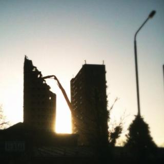 High rises attack