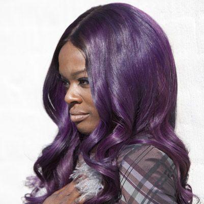 Azealia Banks, shot by Ben Rayner.Wigs