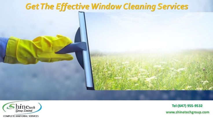 #Window_Cleaning_Services _Toronto Are Available WhenYou Need Them