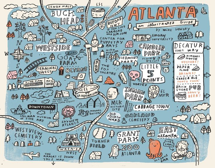 Mike Lowery shares his favorite spots in Atlanta Lilla