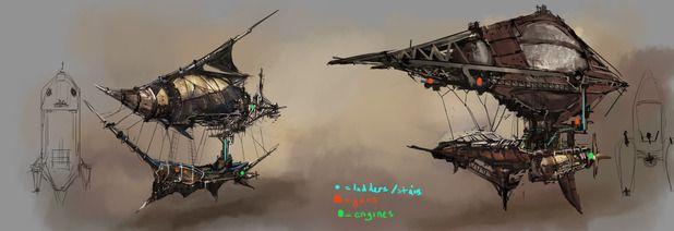 Guns of Icarus Online Artwork - 1142695