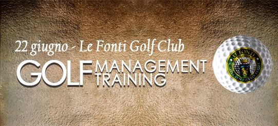FAV - Golf Management Training - Una giornata sui campi da golf per tradurre le mosse sul green in stili manageriali
