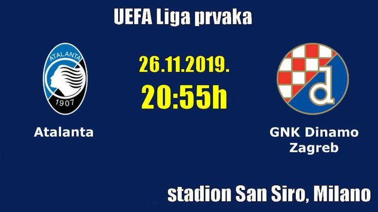 Uzivo Atalanta Dinamo Gdje Gledati Live Stream Sada Ili Nikada Https Www Racunalo Com P 284724 Evo Detalja Gnk Dinamo Zagreb Sport Online San Siro