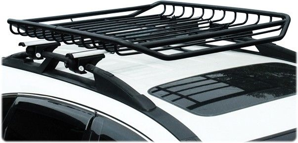 Rage Powersports Stingray Low Profile Roof Basket