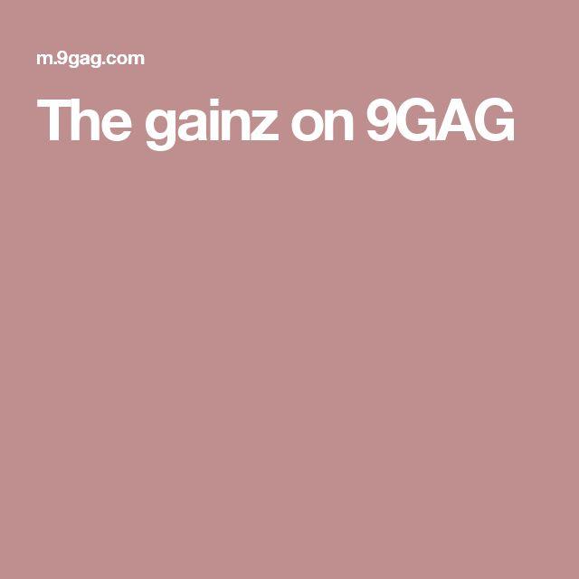 The gainz on 9GAG