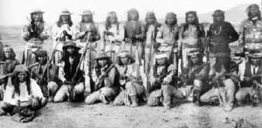 Die Indianer Nordamerikas - Die Apachen, Apache Südwesten