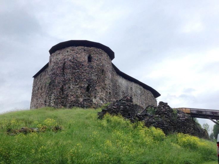 Raseborg Castle in Finland