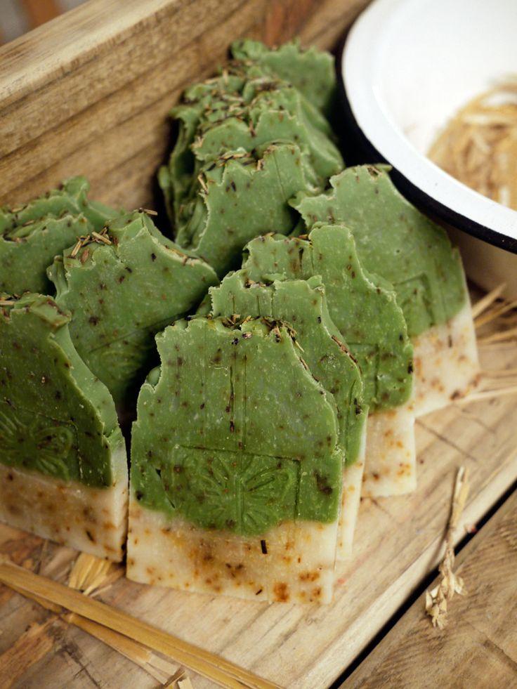 Rosemary Eucalyptus Mini Bar | NuMe Natural Soap